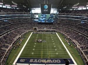 Ir a um jogo da NFL está muito mais perto