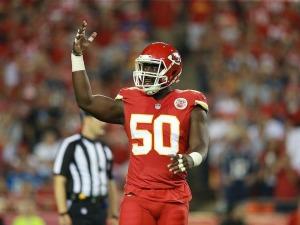 O pass rush dos Chiefs fez da vida de Brady um inferno