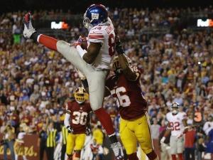 Donnell recebeu três touchdowns na noite