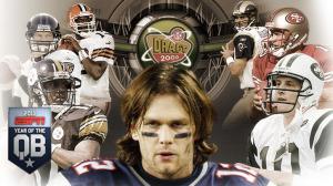 """Brady e os seus """"antecessores"""""""