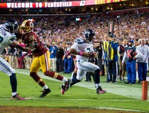Wilson foi o nome do Monday Night football