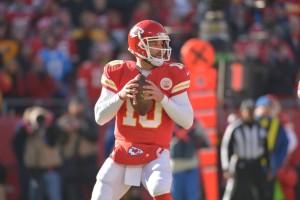 Chase Daniel liderou os Chiefs a vitória