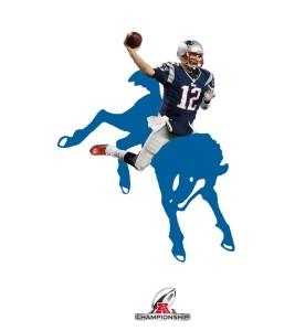 A polêmica foto de Brady no Facebook