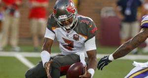 Jameis Winston foi a 1ª escolha do NFL Draft 2015