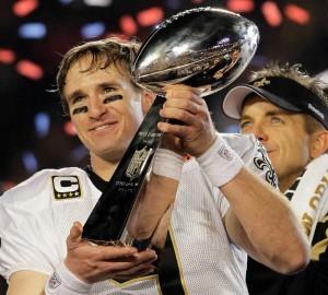 Campeão do Super Bowl em 2009