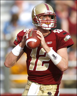 Ryan com a 12 de Boston College