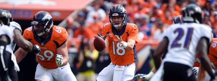 Manning não foi perfeito, mas liderou o time a primeira vitória em 2015