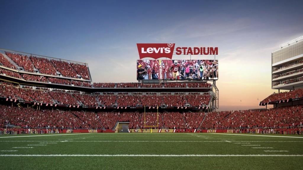 Levi'S Stadium vai estar lotado para o SB50. Vai ficar de fora dessa?