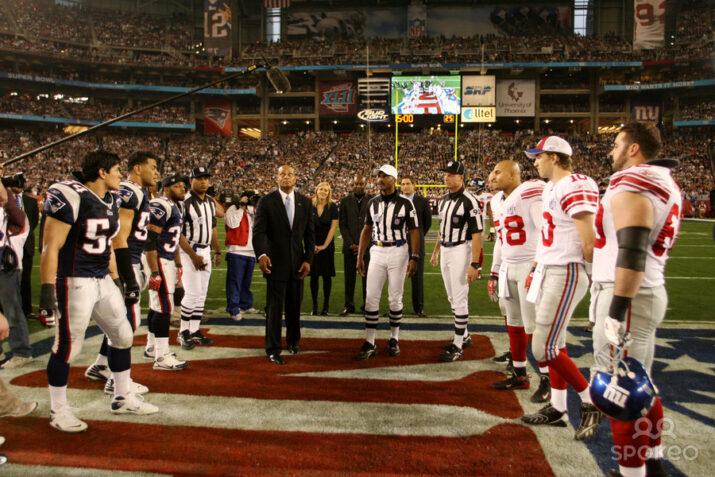 Mesmo em Super Bowl, Belichick prefere escolher no segundo tempo