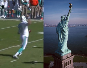 statue comparação