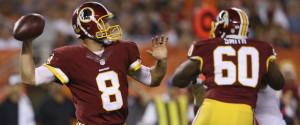 Kirk Cousins pode colocar os Redskins nos playoffs
