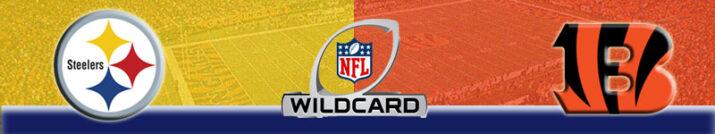 faixa wild card steelers x bengals