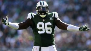 Os Jets aplicaram a Franchise Taf em Wilkerson