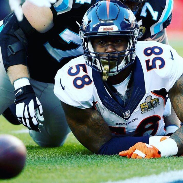Von Miller, LB dos Broncos
