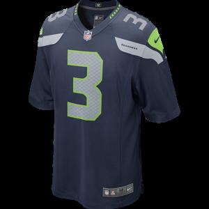 Camisa de Russell Wilson é novidade em Nike.com