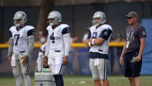 Romo elogiou Dak Prescott