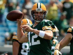 A-Rod liderou os Packers mais uma vez