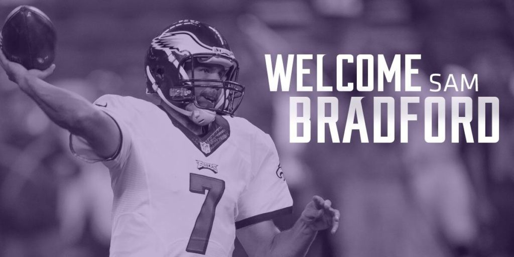 Boas vindas para Bradford