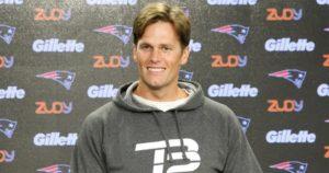 Brady e o seu visual para 2016
