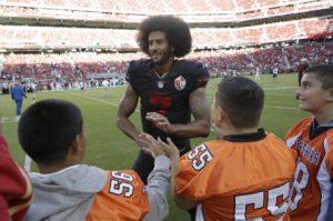 Kaepernick será o titular dos 49ers na semana 6