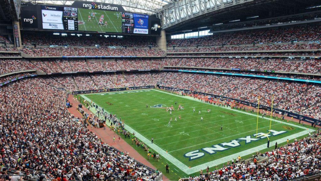 NRG Stadium vai receber o Super Bowl 51
