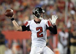 Matt Ice liderou os Falcons em nova vitória