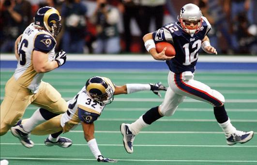 Rams tentam dar o troco nos Patriots no Super Bowl LIII  veja outras  revanches  6be96f1d96fc8